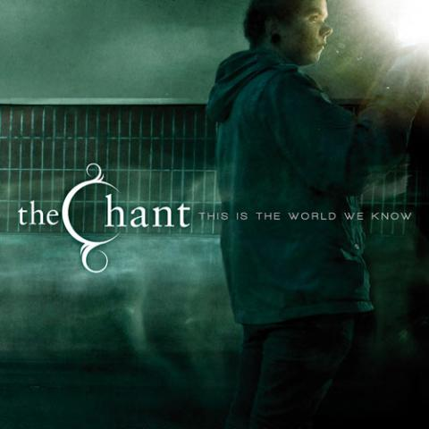The Chant - This Is The World We Know album cover